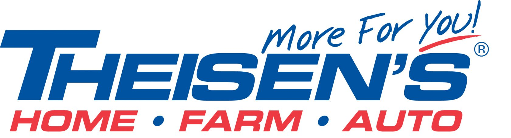 Theisen's More For You logo 2012 COLOR